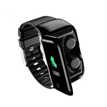 Smart Watch Bluetooth Earphones