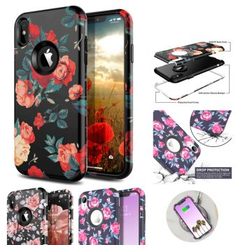 Hot Flower Mobile Case