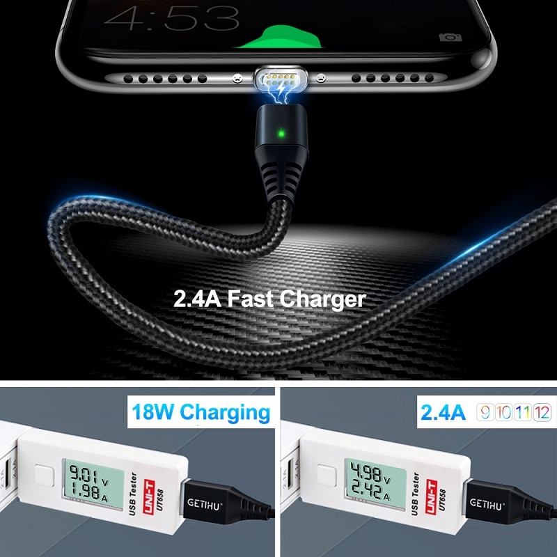 Magnetic Cable USB Type-C