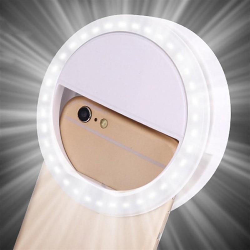 Portable Mobile Selfie Lamp