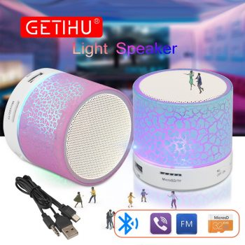 GETIHU Portable Mini Speakers