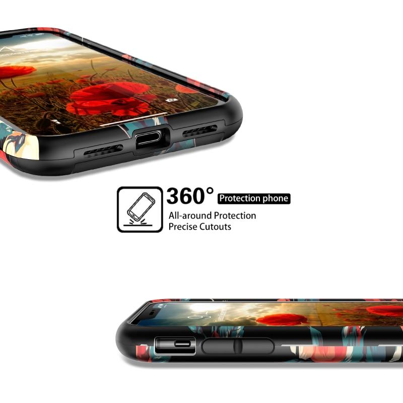 Hot Flower Mobile Case