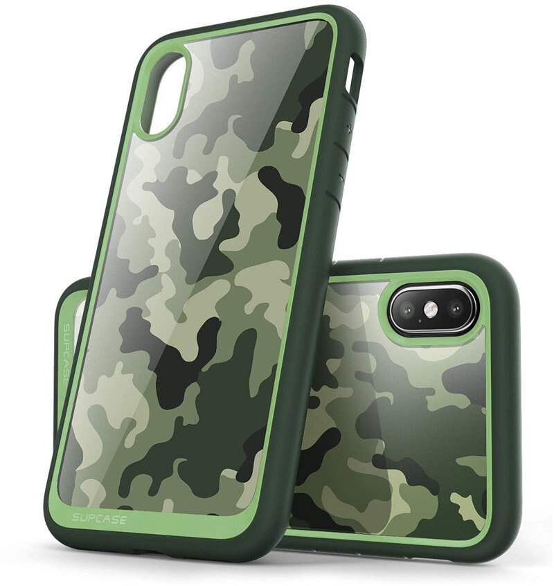 Premium Hybrid Protective Case TPU Bumper & Back Cover