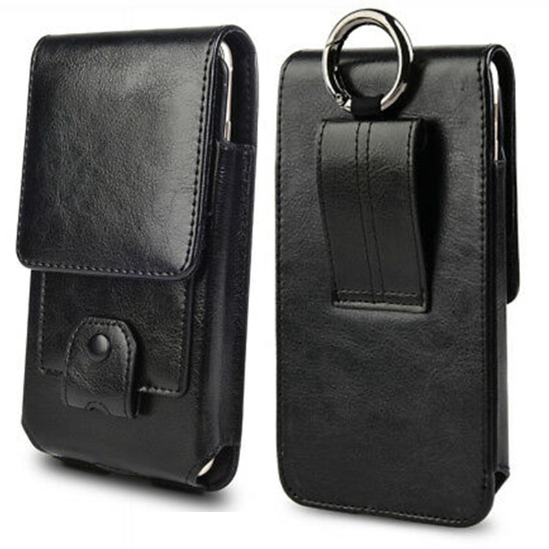 Genuine Leather Phone Pouch